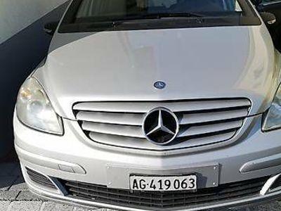 gebraucht Mercedes 180 B-Klasse mercedes b Klasscdi
