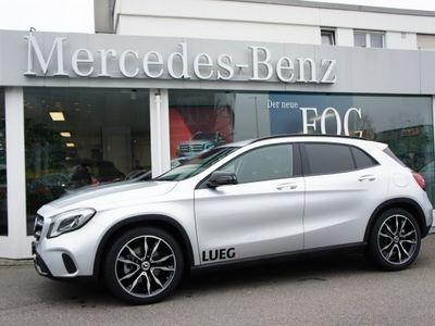 gebraucht Mercedes GLA250 Urban 4Matic 7G-DCT