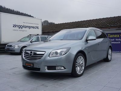 gebraucht Opel Insignia Sports Tourer 2.0 CDTI Cosmo Automatic
