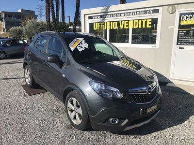 gebraucht Opel Mokka 1.4 T Drive 4x4