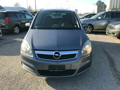 gebraucht Opel Zafira 1.9 CDTI Cosmo