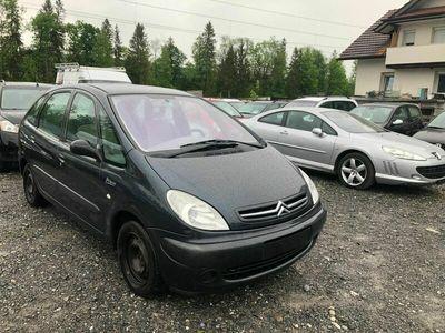 gebraucht Citroën Xsara Picasso Xsara Picasso Picasso 1,6i Klima Picasso 1,6i Klima