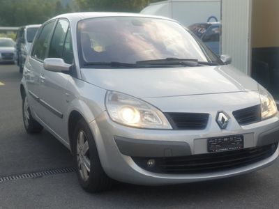gebraucht Renault Scénic 1.6 16V Fairway Automatic