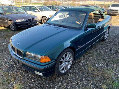 gebraucht BMW 318 Cabriolet 3er i A