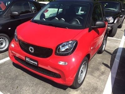 gebraucht Smart ForTwo Coupé twinmatic