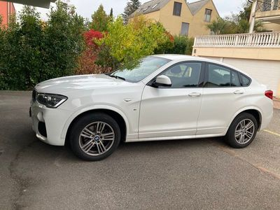 gebraucht BMW X4 20d xDrive