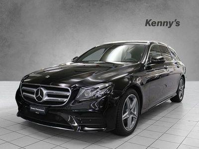 gebraucht Mercedes 450 E-Klasse EAMG Line 4matic Kombi