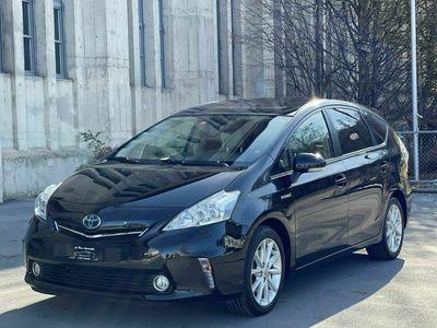 gebraucht Toyota Prius+ 1.8 VVT-i HSD Sol Premium