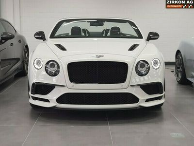 gebraucht Bentley Continental Supersports Convertible 1 of 710