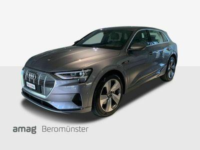 gebraucht Audi E-Tron - 50 Advanced quattro