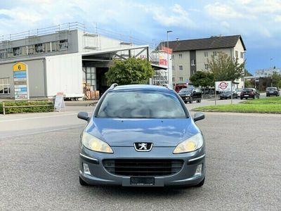 gebraucht Peugeot 407 SW 2.0 HDI SV Dynamic