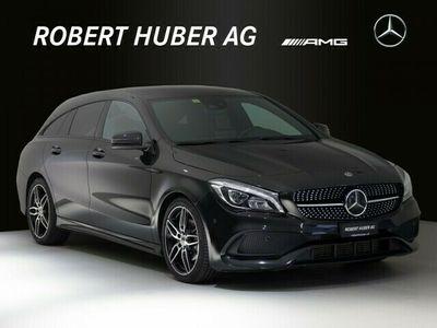gebraucht Mercedes CLA200 CDI AMG Line 4Mat