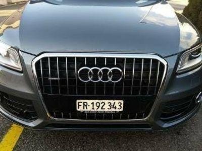 gebraucht Audi Q5 quattro s tronic 2L diesel 107000km