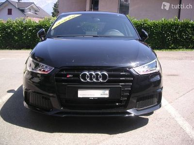 gebraucht Audi S1 Sportback 2.0 TFSI Sport quattro (Petite voiture)