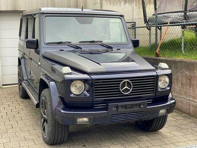gebraucht Mercedes G400 CDI Automatic