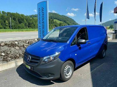 gebraucht Mercedes Vito 114 BlueTEC Euro 6