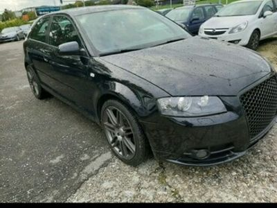 gebraucht Audi A3 2.0 TDI Attraction