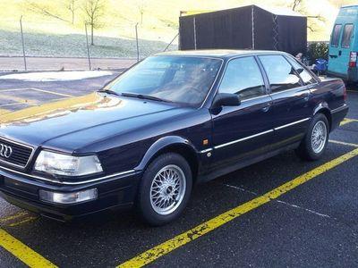 gebraucht Audi V8 D11 4.2l quattro 280PS *** Liebhaberfahrzeug