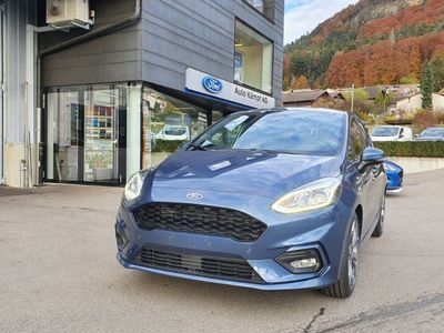 gebraucht Ford Fiesta 1.0 EcoB Hybrid ST-Line X