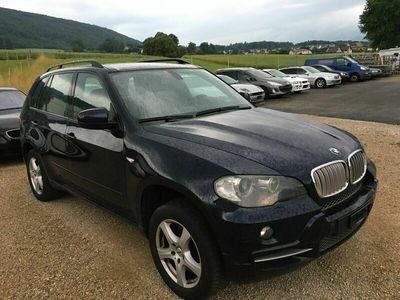 gebraucht BMW X5 3.0D, 2008, 264Tkm, frisch ab MFK, B04