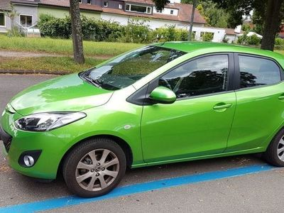 gebraucht Mazda 2 1.5i 16V Exclusive Automatic