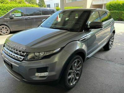 gebraucht Land Rover Range Rover evoque SD4