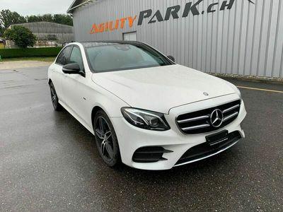 gebraucht Mercedes E350 E-Klasse EAMG Line 9G-Tronic
