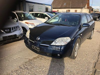 gebraucht Nissan Primera 2.0 tekna