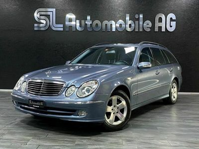 gebraucht Mercedes E320 E-KlasseAvantgarde Automatic