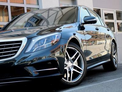 gebraucht Mercedes S500 4Matic 7G-Tronic AMG-Line