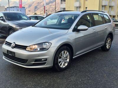 gebraucht VW Golf Variant 1.6 TDI Trendline 4Motion