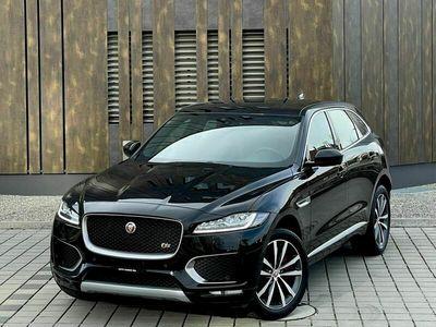 gebraucht Jaguar F-Pace 3.0 TD SPORT Portfolio AWD Automatik 300 PS