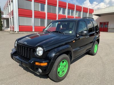 gebraucht Jeep Cherokee 3.7 V6 Limited