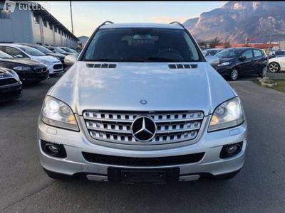 gebraucht Mercedes ML320 CDI