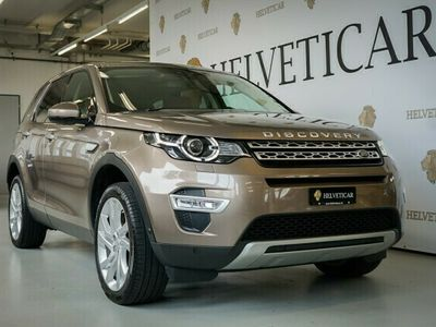 gebraucht Land Rover Discovery Sport 2.0 TD4 HSE Luxury
