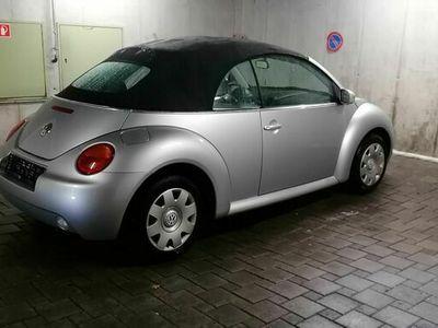 gebraucht VW Beetle Beetle Cabrio