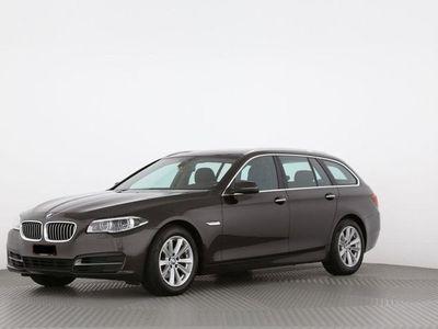 gebraucht BMW 520 5er d Touring xDrive Steptronic (Kombi)