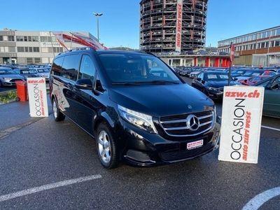 gebraucht Mercedes V250 Avantgarde EXTRALANG G-Tronic-Au