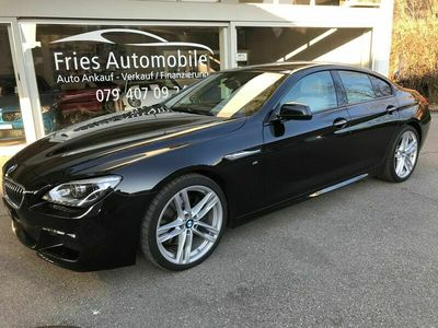 gebraucht BMW 640 6er i M-Sport Gran Coupé xDrive