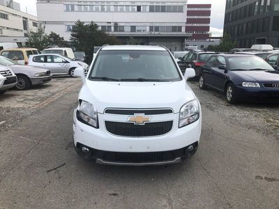 gebraucht Chevrolet Orlando 2.0 VCDi LTZ Automatic