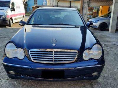 gebraucht Mercedes C240 C-Klasse Mercedes Benz