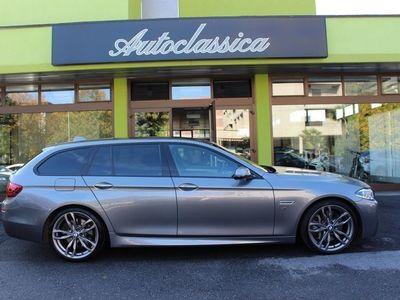 gebraucht BMW M550 d Touring xDrive Steptronic