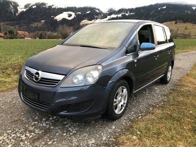 gebraucht Opel Zafira 1.8i 16V Anniversary Edition Easytronic