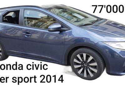 gebraucht Honda Civic Civic Tourer 1.6i-DTEC SportTourer 1.6i-DTEC Sport