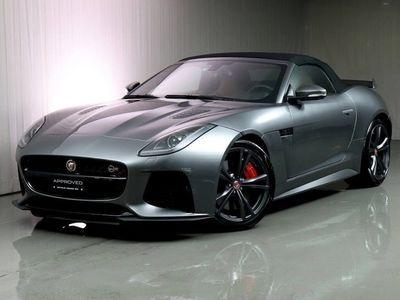 gebraucht Jaguar F-Type 5.0 V8 SVR AWD