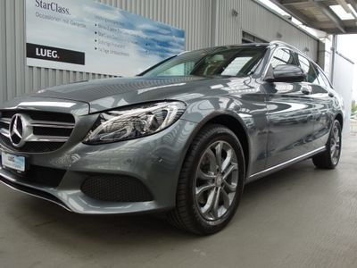 gebraucht Mercedes C200 Avantgarde 4Matic 7G-Tronic