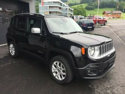 gebraucht Jeep Renegade 2.0 CRD Limited AWD 9ATX