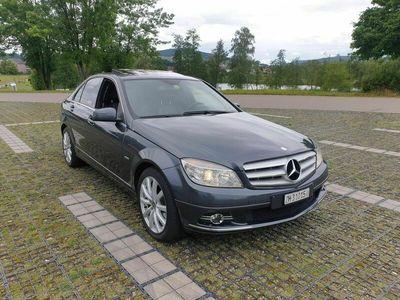 gebraucht Mercedes C180 C-KlasseCGI BlueEfficiency Elégance Automatic