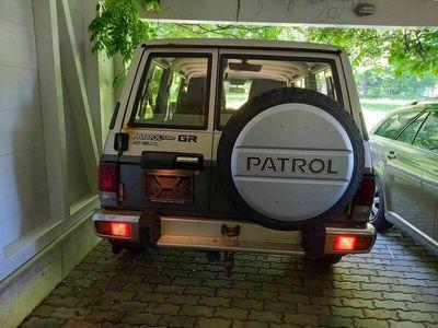 gebraucht Nissan Patrol SGX 4,2 Liter