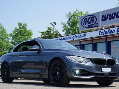 gebraucht BMW 440 4er i Cabrio xDrive Luxury